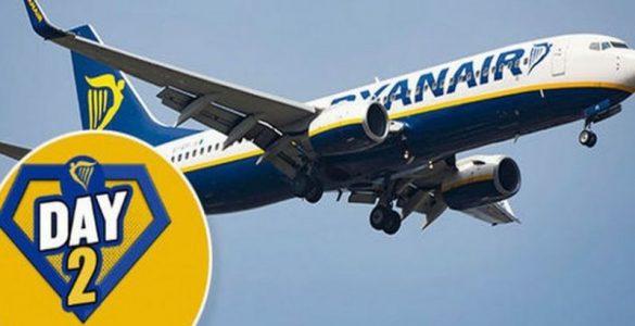 Black Friday στην Ryanair: Εισιτήρια από 3,92 ευρώ!