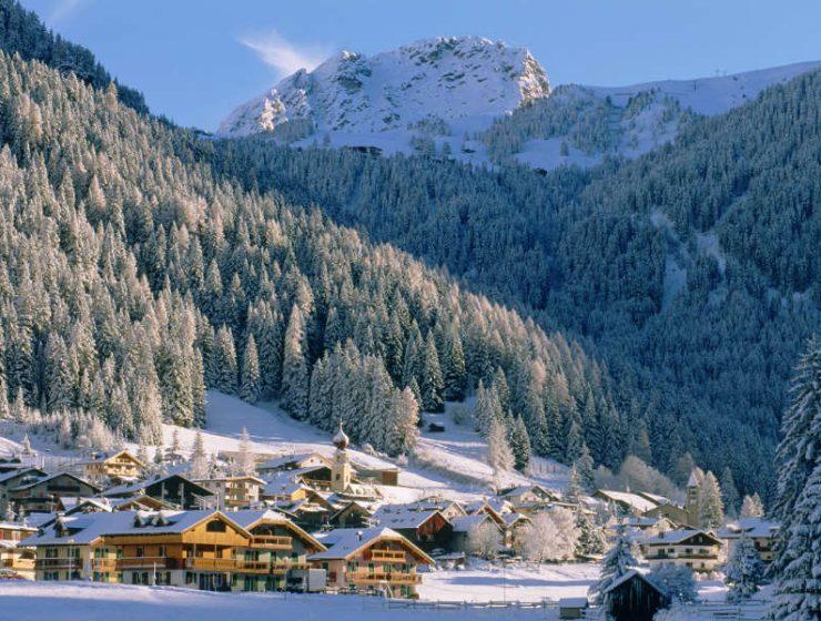 Ιταλικές χειμερινές διακοπές στο Canazei!