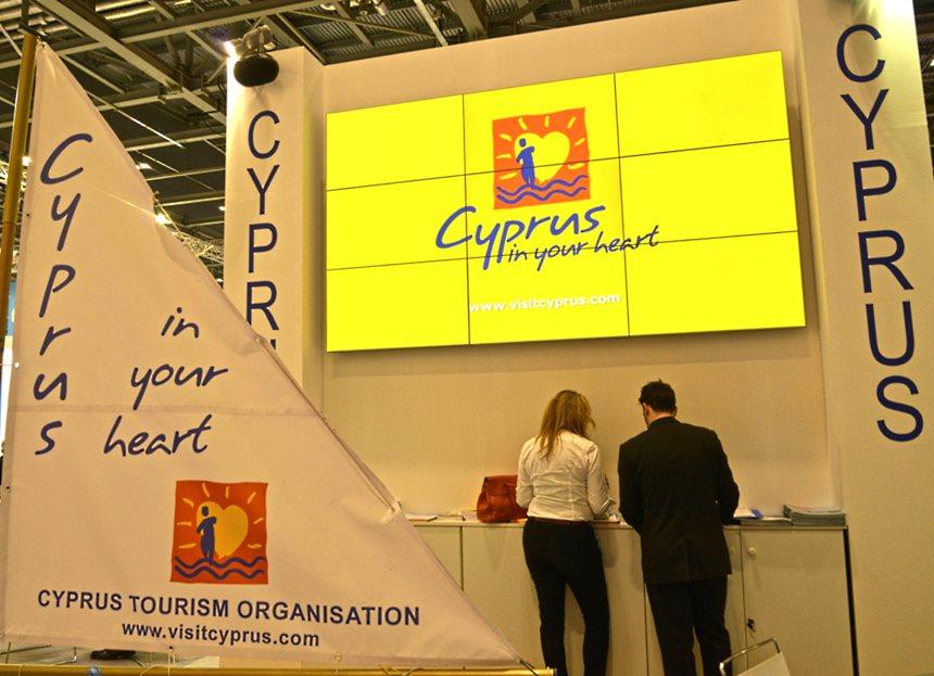 Κύπρος: 4.000.000 τουρίστες από το εξωτερικό το 2018