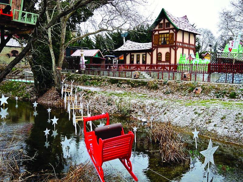 Χριστούγεννα στα Τρίκαλα με προτάσεις για διαμονή!