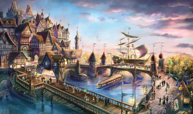 Η αγαπημένη Disneyland και στη Μεγάλη Βρετανία το 2021!