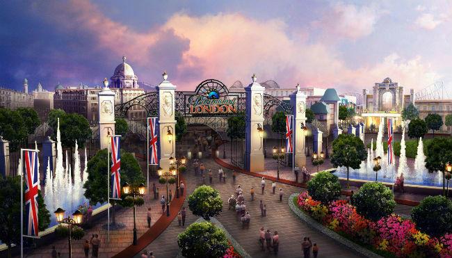 Disneyland, Μεγάλη Βρετανία