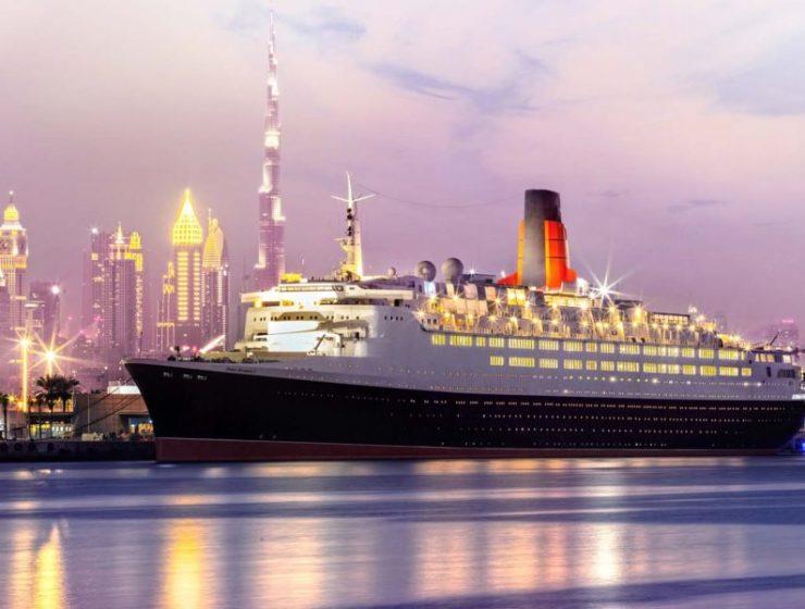 """Μία βραδιά στο πλωτό """"ανάκτορο"""" τού Dubai τον Ιανουάριο με 100 ευρώ την βραδιά!"""