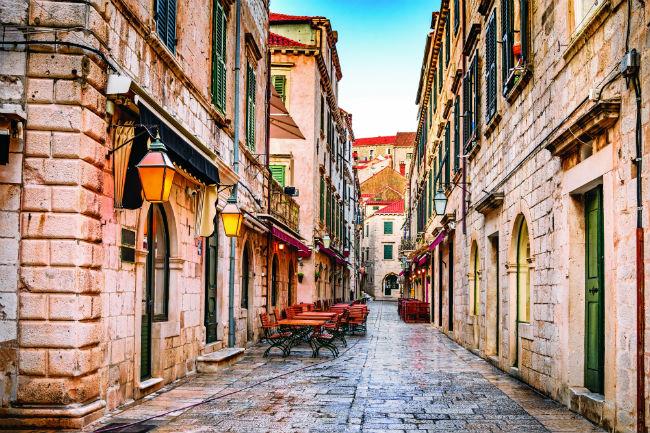 Ντουμπρόβνικ Κροατία