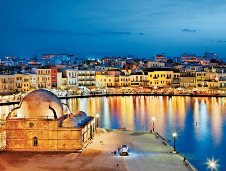 Το καλύτερο ιστορικό ξενοδοχείο είναι εδώ και είναι στην Κρήτη