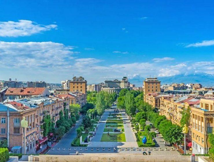 Ερεβάν: Αυτή είναι η μαγευτική πρωτεύουσα της Αρμενίας