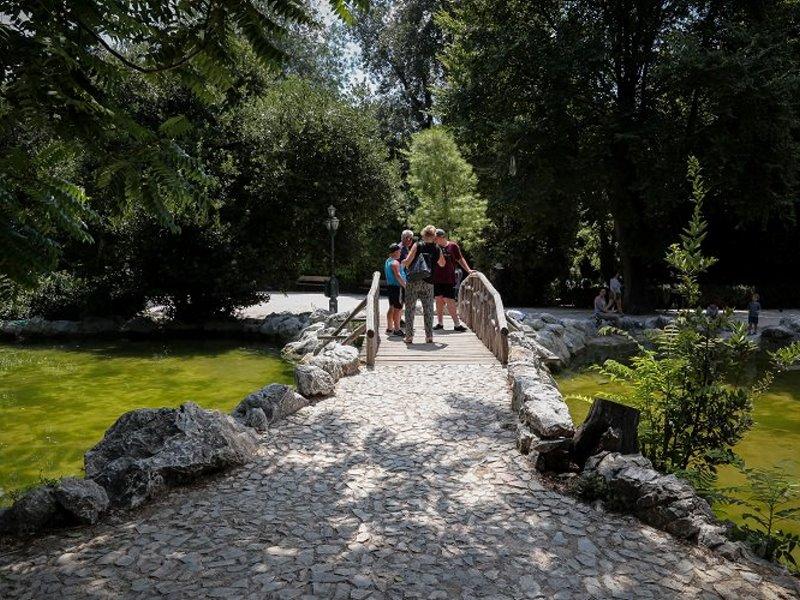 Αντίστροφη μέτρηση για την αναβίωση του ιστορικού καφέ στον Εθνικό Κήπο