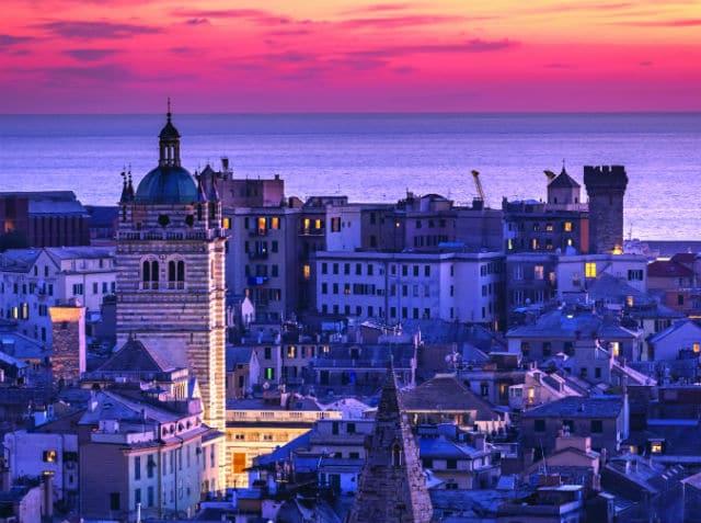 Γένοβα, Ιταλία