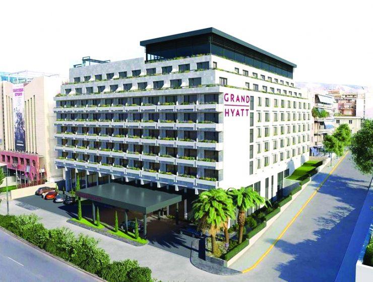 Grand Hyatt: Το πολυτελές ξενοδοχείο µόλις άνοιξε τις πόρτες του στην Αθήνα!