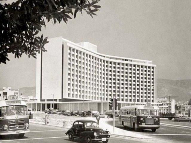 ξενοδοχείο Hilton, 1960