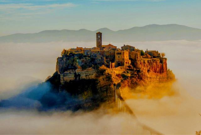 Civita di Bagnoregio Ιταλία