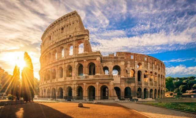 Κολοσσαίο, Ρώμη, Ιταλία