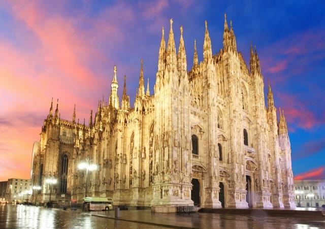 Duomo di Milano, Μιλάνο, Ιταλία