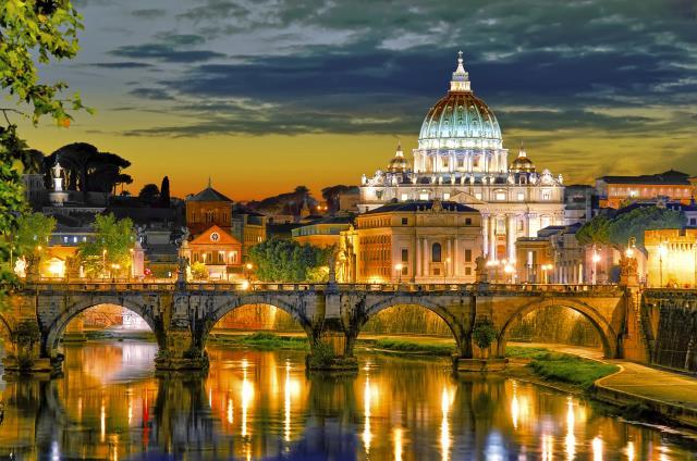 Βασιλική Αγίου Πέτρου, Βατικανό, Ιταλία