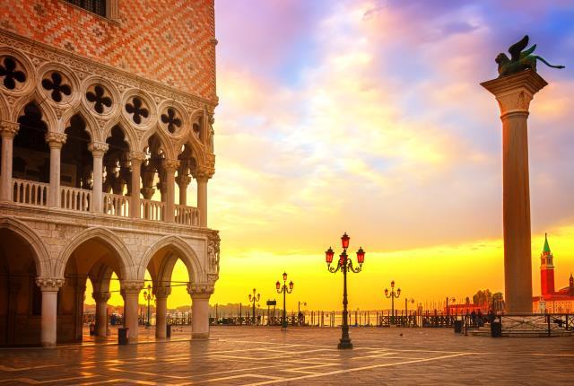 Palazzo Ducale, Βενετία, Ιταλία
