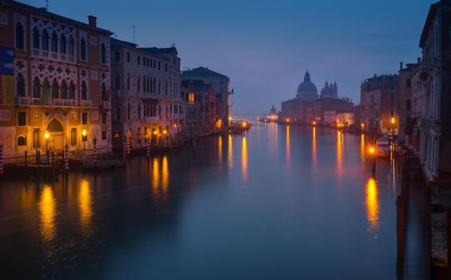 Βενετία, Ιταλία - βράδυ