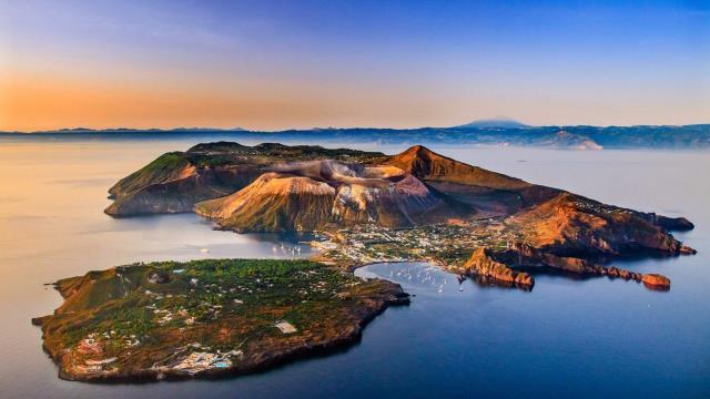 Νησιά του Αιόλου, Messina, Ιταλία