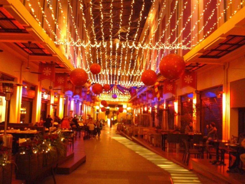 """Ονειρικά Χριστούγεννα & Πρωτοχρονιά με μοναδικά Ρεβεγιόν & 'Gold"""" εορταστικά πακέτα διαμονής"""