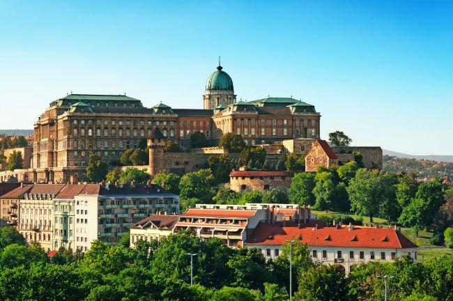 Κάστρο Βούδας Βουδαπέστη