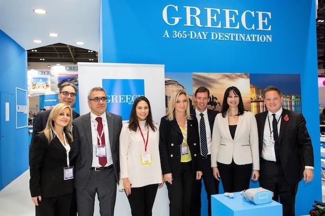 Ρεκόρ Βρετανών τουριστών στην Ελλάδα με 3,3 εκατ. επισκέπτες το 2018