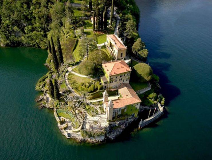 Villa Del Balbianello: Ένα αρχιτεκτονικό ποίημα στην λίμνη Como!