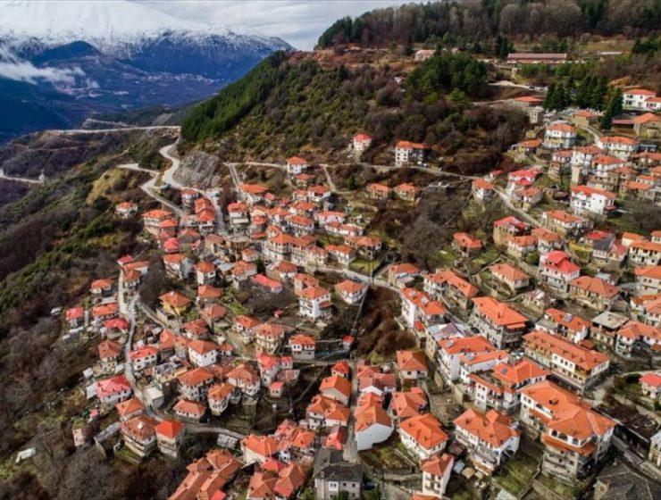 Ευκαιρία για εκδρομή! Αυτά είναι τα 6 ομορφότερα ορεινά χωριά της Ελλάδας