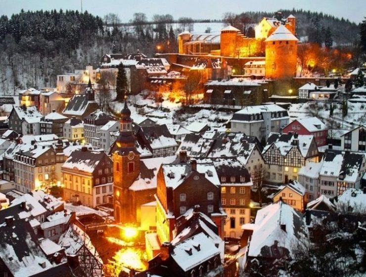 Ρομαντική απόδραση σε ένα από τα ομορφότερα κατάλευκα χωριά της Γερμανίας!