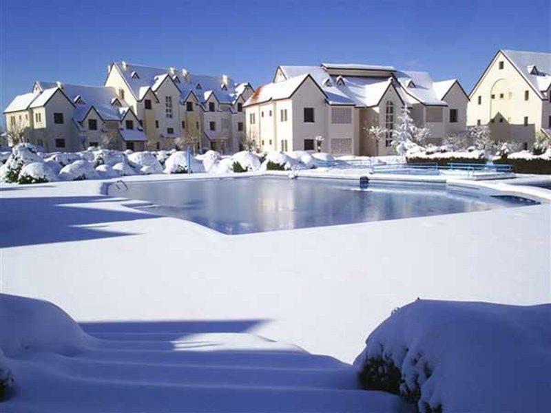 Απίστευτο; Στο Μαρόκο υπάρχει μία τελείως διαφορετική, χιονισμένη πόλη! (photos)