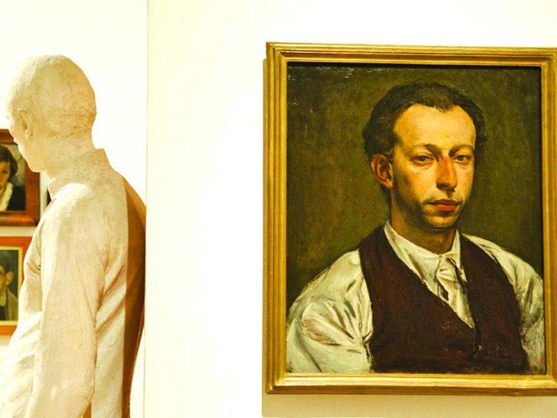 Επισκεφθείτε την αναδρομική έκθεση του Γιάννη Μόραλη στο Μουσείο Μπενάκη