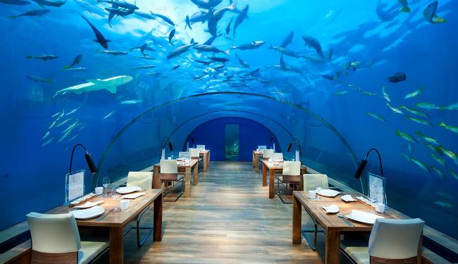 Ανοίγει στις Μαλδίβες η πρώτη υποθαλάσσια βίλα του κόσμου!