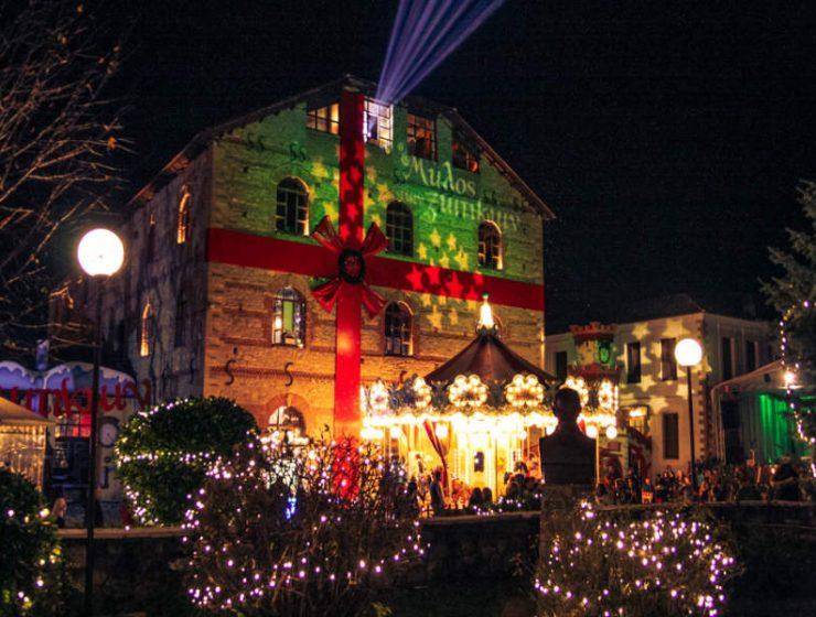 Μύλος των Ξωτικών, για ιδανικά Χριστούγεννα στην Ελλάδα!