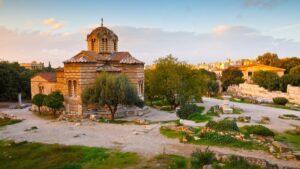 Αθήνα: Αυτή είναι η παλαιότερη εκκλησία της πρωτεύουσας & το άγνωστο Βατραχονήσι στο κέντρο της πόλης!