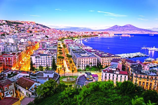 Νάπολη, Ιταλία ξενοδοχεία