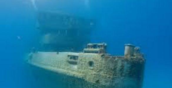 """Το θεαματικό ναυάγιο """"Χριστόφορος"""" στη Σκόπελο ανοικτό για το κοινό"""