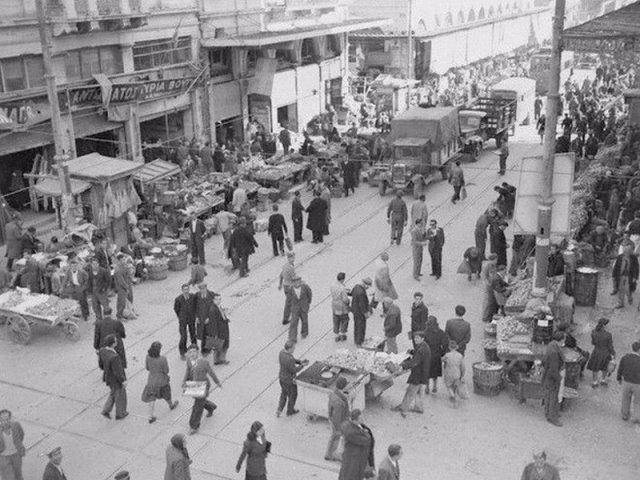 Οδός Αθηνάς, 1946