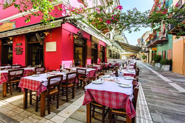Όμορφο Ταβερνάκι Ναύπλιο