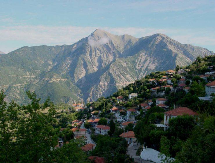 Ορεινή Ναυπακτία ένας προορισμός για όλες τις εποχές!