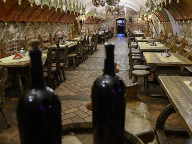750 ετών το παλαιότερο εστιατόριο της Ευρώπης!