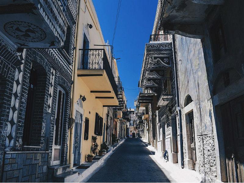 Το Πυργί της Χίου, ένας ζωντανός μεσαιωνικός θρύλος!