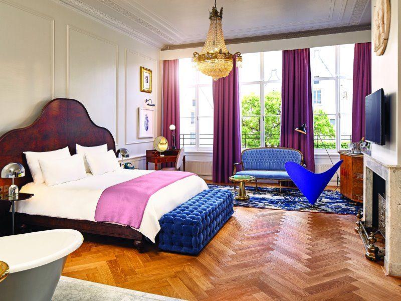 Pulitzer Hotel: Ένα ξενοδοχείο για...βραβείο στο Άμστερνταμ!