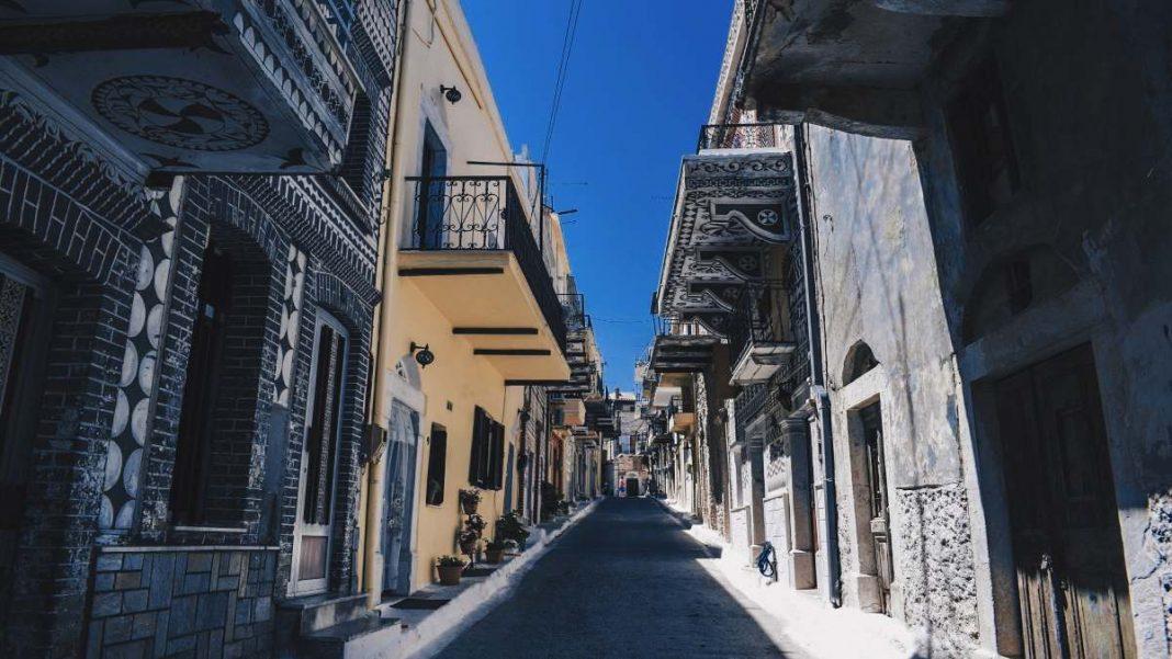 Πυργί χωριό Χίος