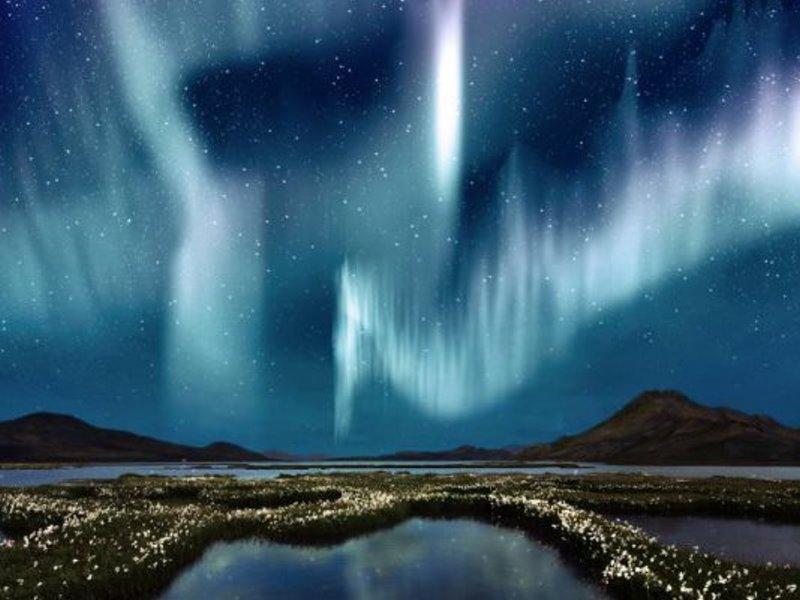 Θαυμάστε Βόρειο Σέλας και ουράνιο τόξο, μαζί σε μία σπάνια φωτογραφία!