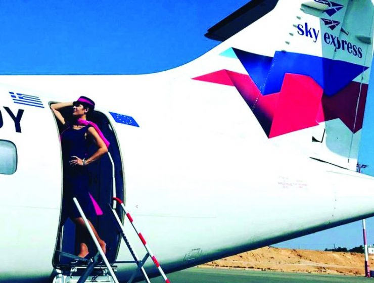 Πετάξτε στα Χανιά, τη Λήμνο και τα Ιωάνιννα με την Sky Express!