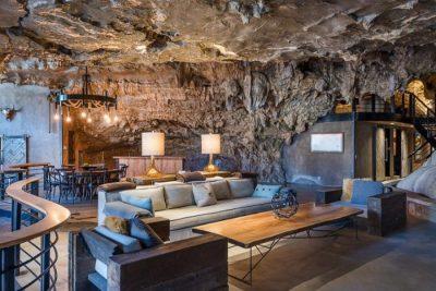 Ένα πολυτελέστατο ξενοδοχείο χτισμένο μέσα σε… σπηλιά! Δείτε τις εντυπωσιακές εικόνες