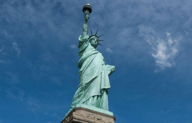 Άγαλμα Ελευθερίας Νέα Υόρκη ΗΠΑ
