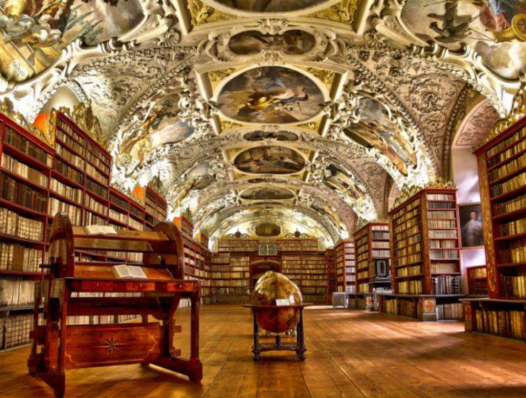 Οι 5 ομορφότερες βιβλιοθήκες στον κόσμο!