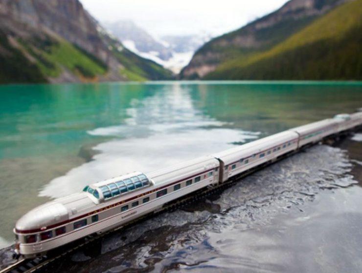 Δείτε εδώ το πιο... παράξενο τρένο του κόσμου! (photos)