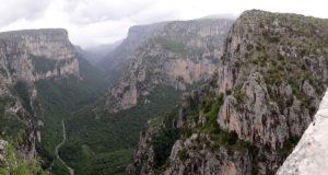 Φαράγγι Βίκου: Το ελληνικό «Γκραν Κάνυον» που έχει μπει στο Ρεκόρ Γκίνες!