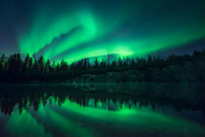 Η απίθανη ταξιδιωτική εμπειρία που μόνο η Φινλανδία μπορεί να προσφέρει