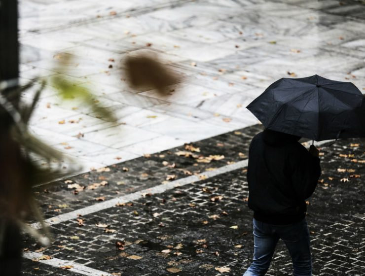 Καιρός (10/11): Ασθενείς βροχές και άνεμοι σήμερα, Σάββατο